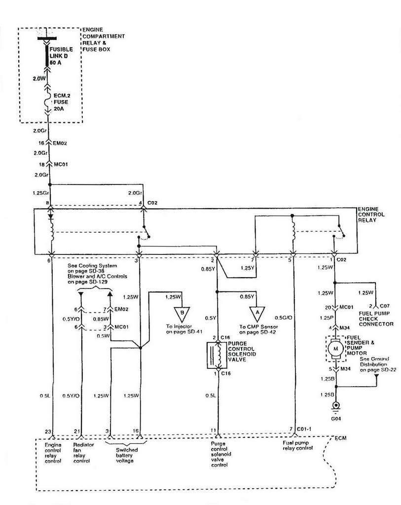 Download 1988 Toyota Pickup Fuse Box Diagram Wiring Diagram
