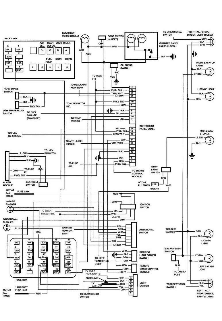 Download 1989 dodge shadow wiring diagram | Wiring Diagram | 1989 Dodge Shadow Wiring Schematic |  | Wiring Diagram